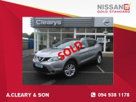 1.6 Diesel SV with Nissan Connect **Full Service History**