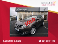 1.5 Diesel SV with Nissan Connect **Only 35,300kms**