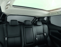 Sun Blinds - Rear Side Windows x 4 + Back Door
